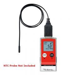 ELPRO LIBERO Te1-NY USB PDF Temperature Data Logger - DISCONTINUED 800017
