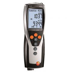 Testo 435-2 Multifunction Meter w/ memory and software - DISCONTINUED 0563 4352