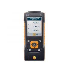 Testo 440 Air Velocity & IAQ Meter 0560 4401