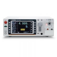 GW Instek GPT-12002 5KVac - 6KVdc AC/DC Electrical Safety Analyzer GPT-12002