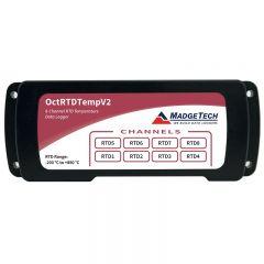 MadgeTech OctRTDTempV2 8 Channel RTD Temperature Data Logger - DISCONTINUED 902073-00