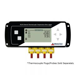MadgeTech QuadTCTemp2000V2 4-Channel Thermocouple Data Logger with LCD Display - DISCONTINUED 902089-00