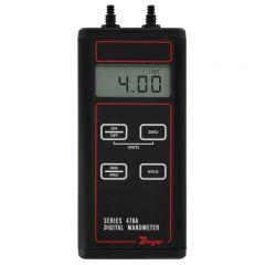 Dwyer 478A-1 Differential Pressure Digital Manometer 478A-1