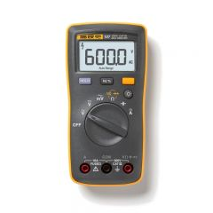 Fluke 107 Palm-sized CAT III Digital Multimeter FLUKE-107 ESP