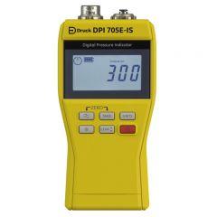 Druck DPI 705E-IS Intrinsically Safe Pressure Indicator DPI705EIS