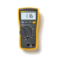 Fluke 116 TRMS HVAC Multimeter with Temperature and Microamp FLUKE-116