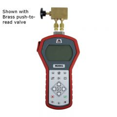 Meriam M2001 Differential Isolated Rotary Gas Meter Tester - Gases & Liquids ZM2001-DI