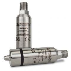 MadgeTech PR1000Ex Intrinsically Safe Pressure and Temperature Data Logger (ATEX, IECEx) PR1000Ex