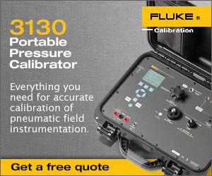 Fluke 9130 Banner Ad