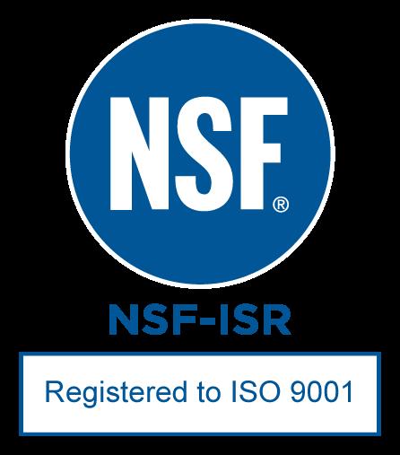 NSF-ISR Quality Logo