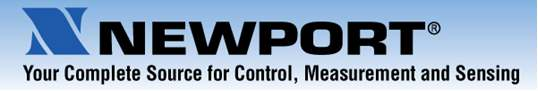 Newport Electronics Banner