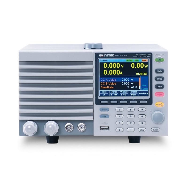 GW Instek PEL-3041 350W Programmable DC Electronic Load